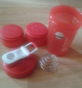Шейкер Blender Bottle ProStak