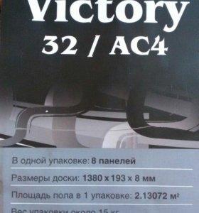 Ламинат aberhof victory дуб аляска