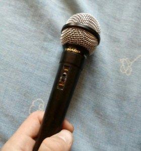 Микрофон караоке Sharp
