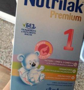 Смесь детская nutrilak premium 1