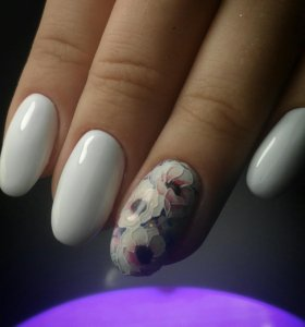 Покрытие ногтей