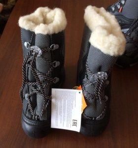 Demar, новые зимние сапоги