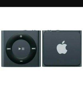 iPod shuffle 2 GB (Графит, полный комплект)
