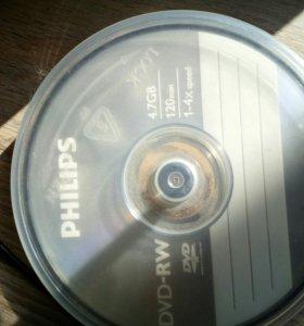 Dvd-rw 4,7 gb .