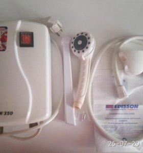 Проточный водонагреватель Edisson 350