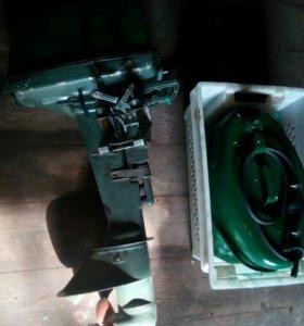 Лодочный мотор Ветерок 8 2 шт.