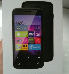 Телефон Digma LINX 3G