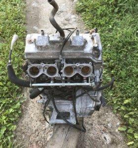 Двигатель Хонда CBR600RR 2004