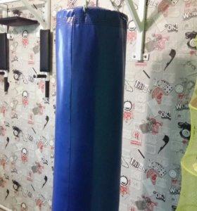 Мешок боксёрский 130х40 см (70 кг)