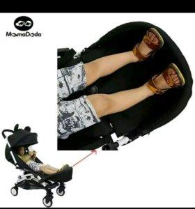 Для коляски YoYo Подножка с бампером
