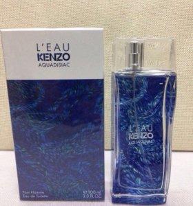 Стойкий аромат от Кензо мужской свежий