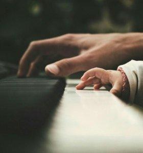 Репетитор по фортепиано Томск, Северск