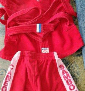 Мальчик  Одежда для самбо