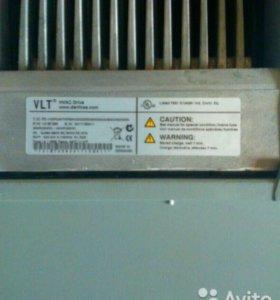 Частотный преобразователь Danfoss VLT hvac Drive
