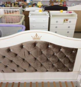 Кроватка новая