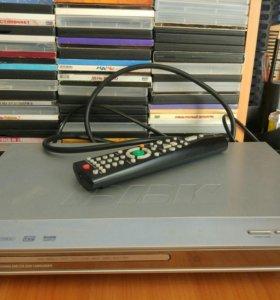 DVD диски + плеер