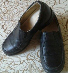Туфли на мальчика unichel