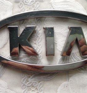 Эмблема KIA SPECTRA RS