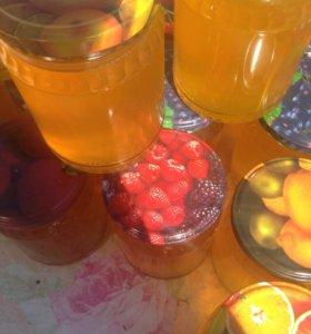 Мёд хвалынский