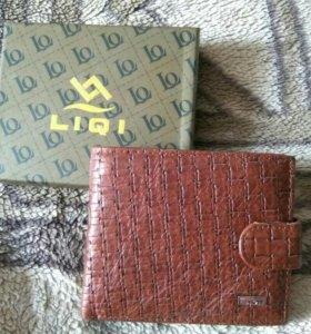 Мужской кошелёк (новый)