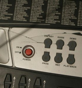 Синтезатор МS-5420