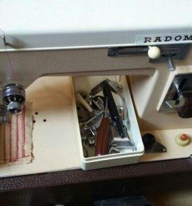 Швейная машинка radom