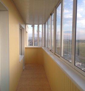 Окна, двери, лоджии и балконы из ПВХ и алюминия