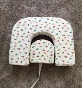 Подушка для кормление двойни!