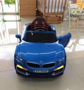 BMW электромобиль новый