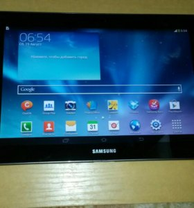Планшет Samsung galaxy tab 2. 10.1, 3G. P5100. 16