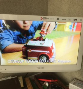 """Телевизор тошиба 19"""""""