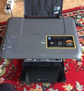 Принтер HP Deskjet 1050A All-in-One j410