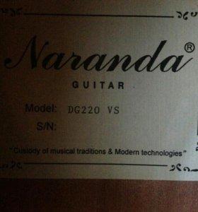 Акустическая гитара Naranda 220 DG VS