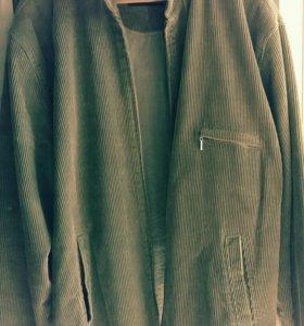 Куртка мужская, вельвет