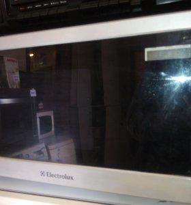 Микроволновая печь СВЧ ELECTROLUX