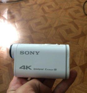Экшн камера Sony fdr x1000v