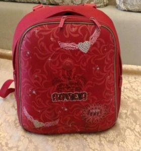Рюкзак-школьный для девочки