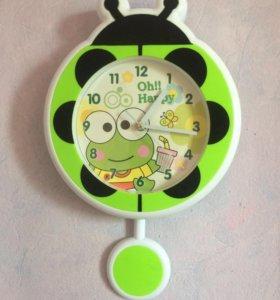 Часы детские б/у