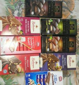 Шоколад финский