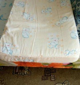 Матрас для кровати детский