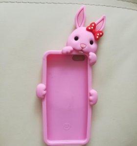 Чехол новый на IPhone 5