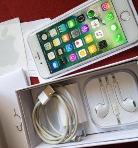 Айфон 6 SILVER 64 Гбайт оригинал