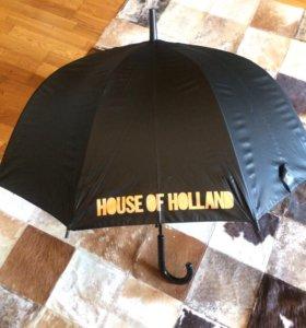 Зонт трость новый