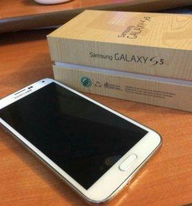 Samsung Galaxy S5 в полной комплекции