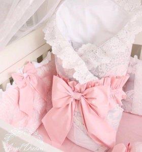 Набор для принцессы,бортики,конверт