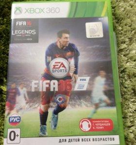 FIFA16 для x-box 360