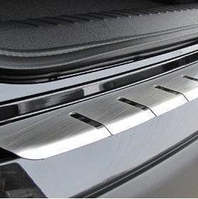 Audi Q5 (08-) накладка на задний бампер