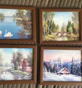 Картины по 100 р