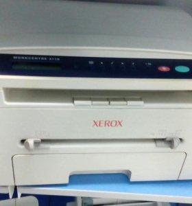 Xerox Workcentre 3119
