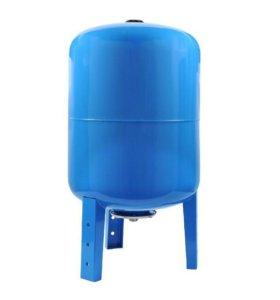Гидроаккумулятор UNIPUMP 50л. вертикальный